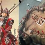 真田丸の築城といっても建物ではなくエリアの拡張です。真田丸